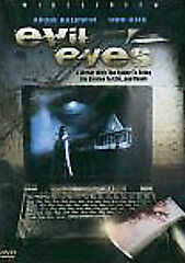 Evil Eyes (DVD, 2007) Adam Baldwin  Udo Kier   NEW
