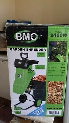 BMC Garden shredder