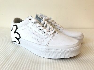 VANS X DISNEY Old Skool Mickey Mouse Hand White VN0A38G1UNC