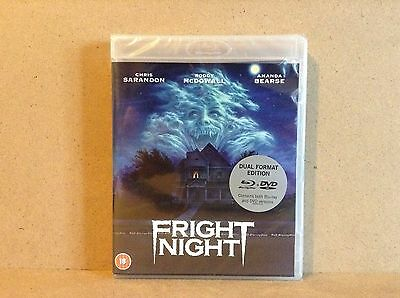 Fright Night - Dual Format (Includes DVD Version) (Blu-ray) *BRAND NEW*