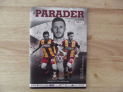 Bradford City v Northampton Town League 1  13/01/18