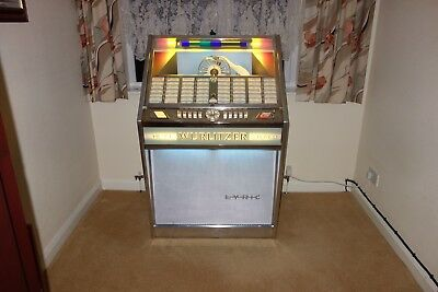 1963 Wurlitzer Lyric Jukebox Full Working Order