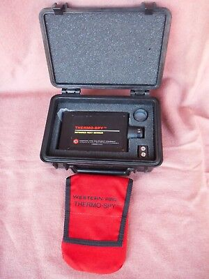 Thermo-Spy Scanner Infrared Heat Sensor Kit In W/p Case. Fire / Rescue