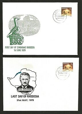 Zimbabwe: 1979, First Day and last days of  Rhodesia