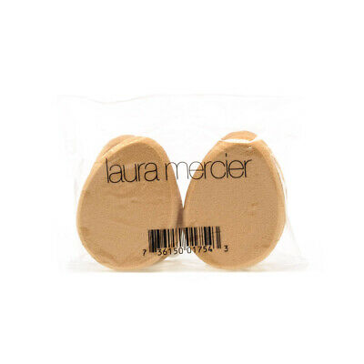Laura Mercier Sponge for Makeup Foundation Powder (4 Pack)