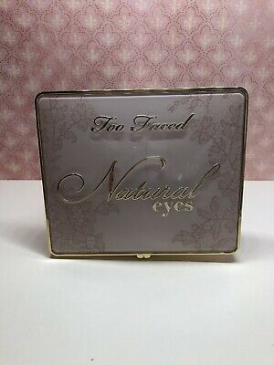 Too Faced Natural Eyes Eyeshadow Palette ***READ***