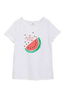 NWT Kate Spade New York Sweetest Thing Graphic Tee T Shirt NEW 4