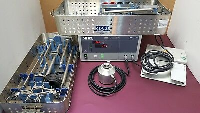 Karl Storz 20711120 SCB unidrive GYN Complete System with Foot Switch.