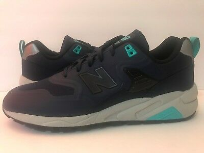 new concept 7c6a1 d70ac NEW BALANCE 580 Re-Engineered Navy/Blue/Teal/3M MRT580TN Sz 8.5