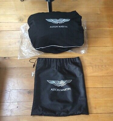 "Aston Martin V8 & V12  ""Vantage S""  2005-2017 Indoor Car Cover + Bag GENUINE AM"