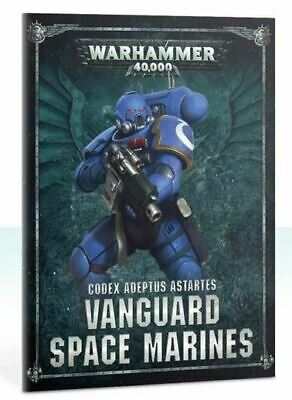 Primaris Vanguard Space Marine Codex - Warhammer 40k - Shadowspear