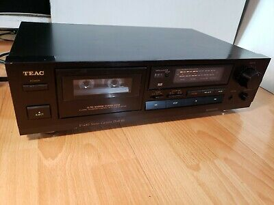 Teac V-480 HX Pro Headroom Extension System Stereo Cassette Deck