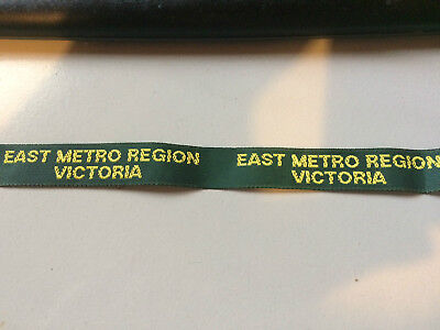 Girl Guides / Scouts East Metro Region