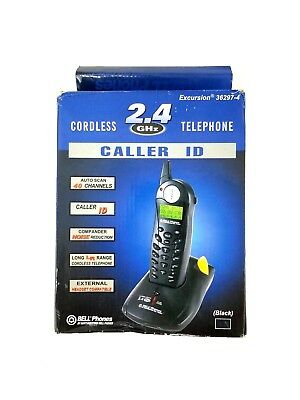 Northwestern Bell Excursion Phone 36297-4 Cordless Telephone w/ Caller ID 2.4GHz
