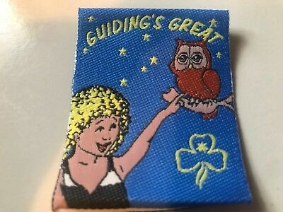 Girl Guides / Scouts Guiding is Great