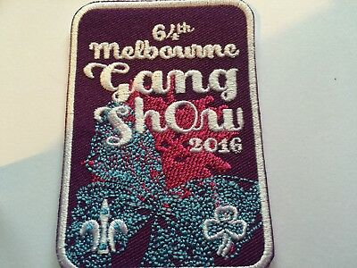 Girl Guides / Scouts Melbourne Gang Show 2016