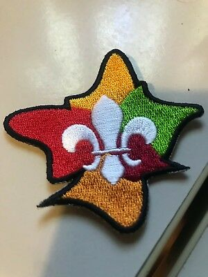 Girl Guides / Scouts Logo