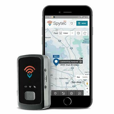 Spy Tec GL300 Mini Portable Real Time Personal & Vehicle GPS Tracker & Holster