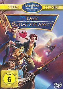 Der Schatzplanet (Special Collection) by Ron Clements,... | DVD | condition good