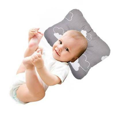 Baby Infant Newborn Pillow Memory Foam Positioner Prevent Flat Head Anti Roll