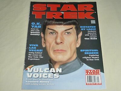Star Trek The Official Monthly Magazine UK Titan - SELECT YOURS FROM ISSUE 16-90