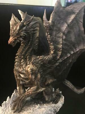 Capcom Model Builder Monster Hunter World Kushala Daora Steel Dragon PVC Figure