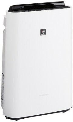 SHARP Humidifying Air Purifier Plasmacluster Air Cleaner KC-G50-W NEW Japan