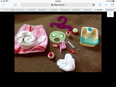 Our Generation Doll Spa Set Good Condition