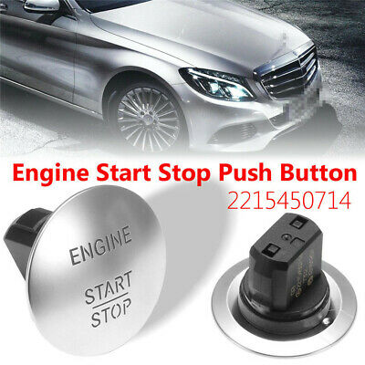OEM 2215450714 Car Engine Start Stop Push Button Keyless Fits for Mercedes Benz