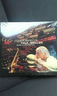 Paul Weller - Other Aspects, Live At The Royal Festival Hall, Cd & Dvd. * New *