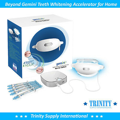 Teeth Whitening Accelerator Home Edition by Beyond Dental.Low $ High Tech GEMINI