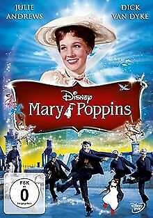 Mary Poppins by Robert Stevenson | DVD | condition very good