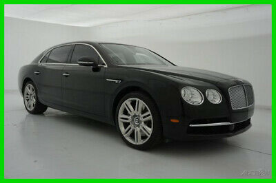 2016 Bentley Flying Spur W12 2016 W12 Used Certified