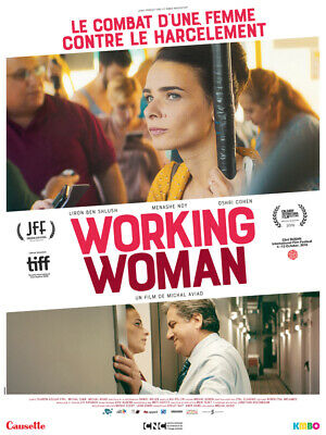 WORKING WOMAN  - Affiche cinema 40X60 - 120x160 Movie Poster
