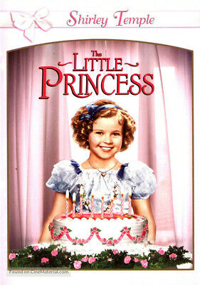 The Little Princess (1939) Shirley Temple DVD NEW in Wrapper