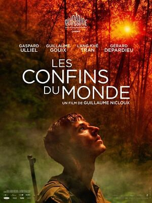 Les Confins du monde - Affiche cinema 40X60 - 120x160 Movie Poster