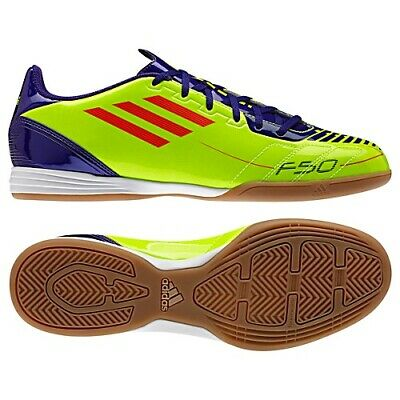 Men's adidas Sport Soccer F5 IN Shoes Electricity