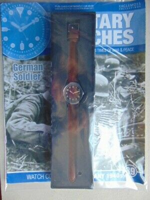 Military Watches Eaglemoss Collection 1940 German Soldier (39)