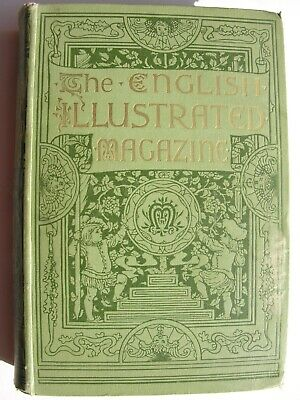 ENGLISH ILLUSTRATED MAGAZINE 1883-84 Cornwall Thomas Hardy Knap RLS Henry James