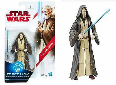 Obi-Wan Kenobi Star Wars Force Link Action Figure