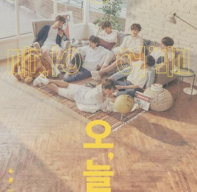 Bangtan Boys 2018 Bts Exhibition '오,늘' Official Goods 오늘 Book Sealed