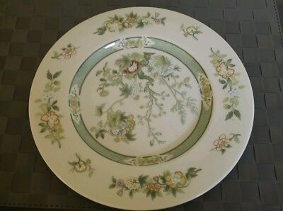 $49 Royal Doulton Tonkin Dinner Plate Excellent