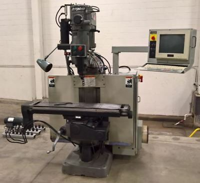 Bridgeport V2XT 3-Axis Vertical Miller - LMC #44424