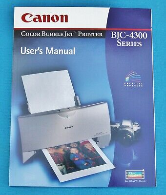 CANON BUBBLE-JET BJC-4200 DRIVER FOR WINDOWS