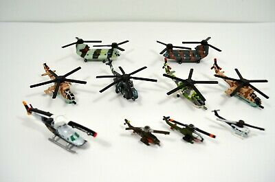 MICRO MACHINES AIRCRAFT Helicopter BELL UH-1 HUEY # 2