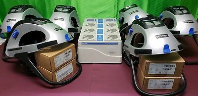Stryker T5 Personal Protection System,T4 Charger,6 Helmets & Four New Batteries