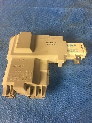 1317632 Washer Door Latch and Switch Assembly Electrolux Frigidaire Kenmore