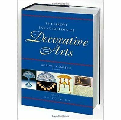 The Grove Encyclopedia of Decorative Arts[Zo goed als nieuw]
