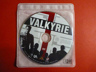 Valkyrie DVD Disc ONLY BIlingual