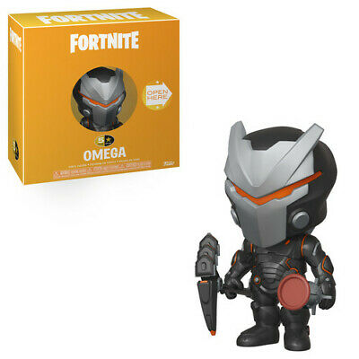 Fortnite S1a - Omega - Funko 5 Star: (2019, Toy NUEVO)